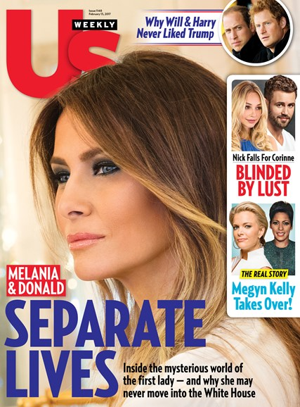 Us Weekly Cover - 2/13/2017
