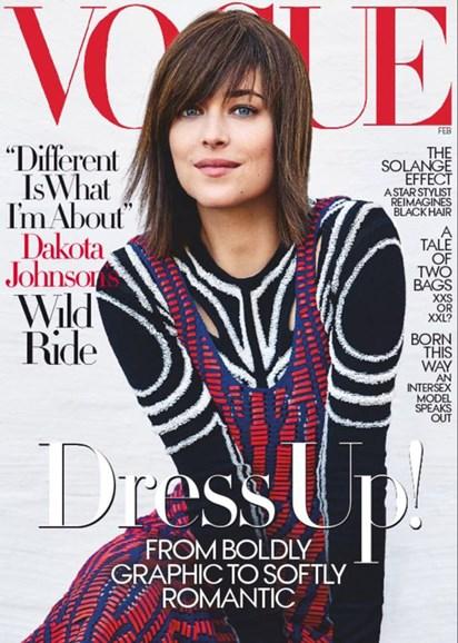 Vogue Cover - 2/1/2017