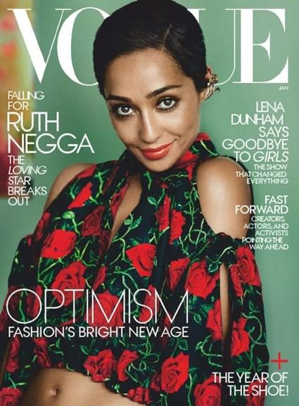 Vogue Cover - 1/1/2017