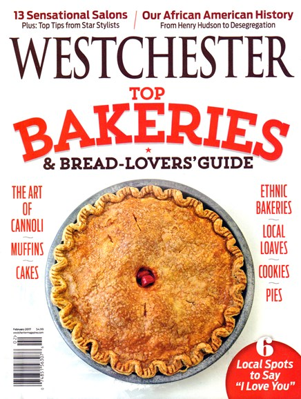 Westchester Magazine Cover - 2/1/2017