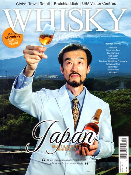 Whisky Cover - 2/1/2017