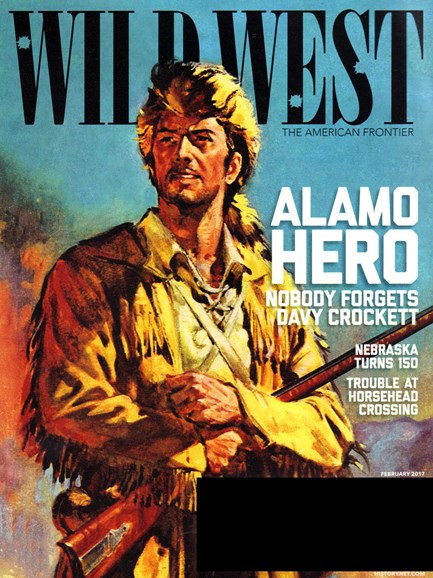 Wild West Cover - 2/1/2017
