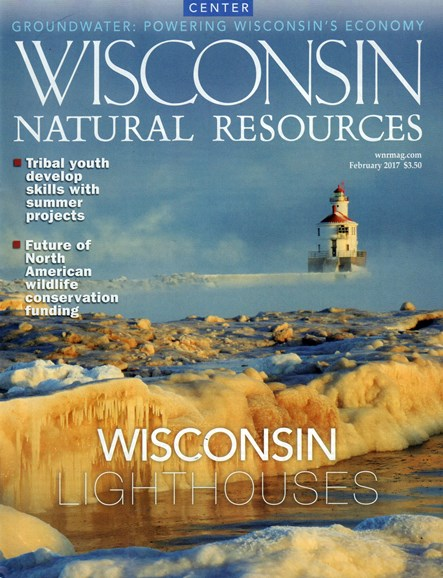 Wisconsin Natural Resources Cover - 2/1/2017