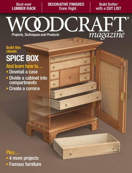 Woodcraft Cover - 2/1/2017