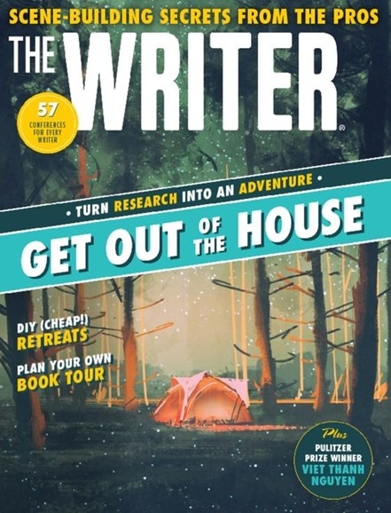 The Writer Cover - 2/1/2017