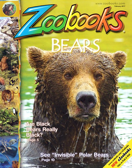Zoobooks Cover - 2/1/2017
