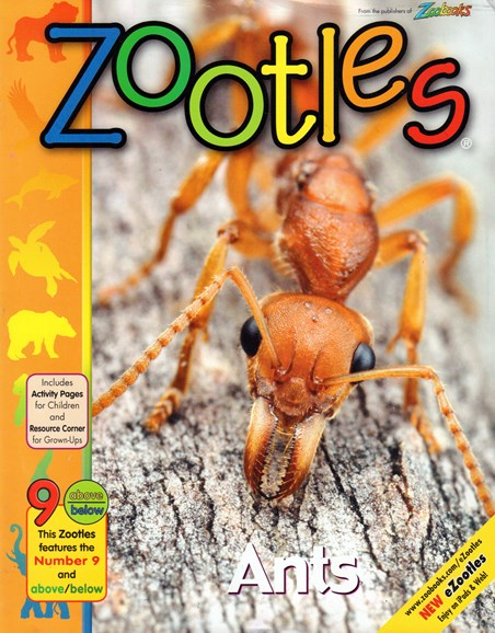 Zootles Cover - 12/1/2016
