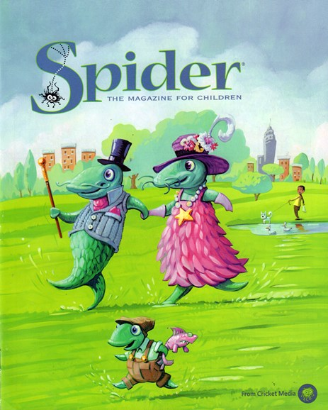 Spider Cover - 1/1/2017