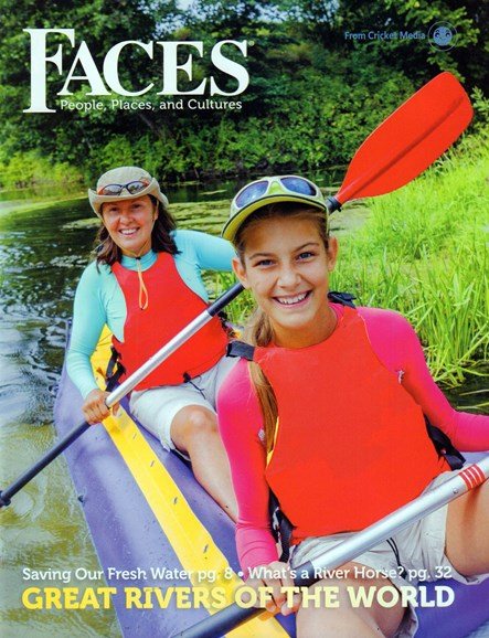 Faces Cover - 2/1/2017