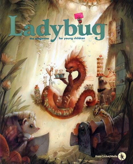 Ladybug Cover - 2/1/2017