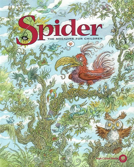 Spider Cover - 2/1/2017
