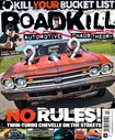 Roadkill | 12/1/2016 Cover
