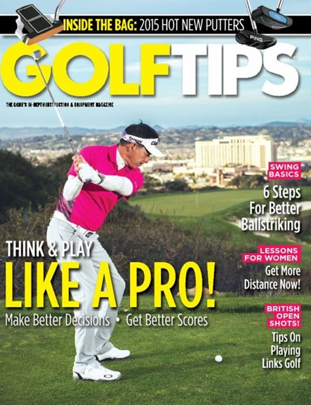 Golf Tips Cover - 6/1/2015