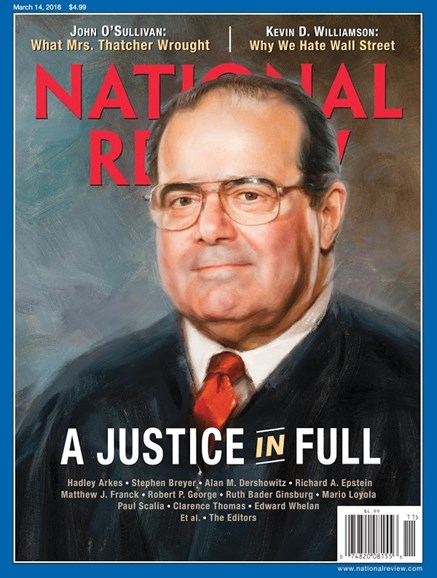 National Review Cover - 3/14/2016
