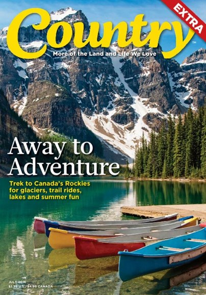 Country Extra Cover - 7/1/2016