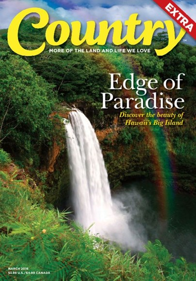 Country Extra Cover - 3/1/2016