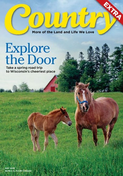 Country Extra Cover - 5/1/2016