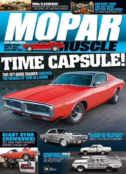 Mopar Muscle Cover - 2/1/2017