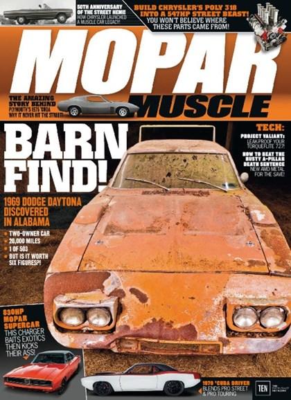 Mopar Muscle Cover - 6/1/2016