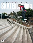 Transworld SKATEboarding Magazine 8/1/2016