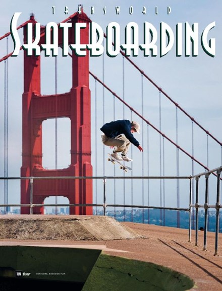 Transworld SKATEboarding Cover - 2/1/2017