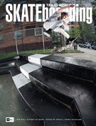 Transworld SKATEboarding Magazine 9/1/2016