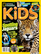 National Geographic Kids Magazine 8/1/2016