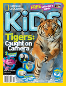 National Geographic Kids Magazine 12/1/2016