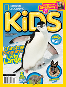 National Geographic Kids Magazine 2/1/2017
