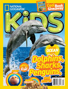 National Geographic Kids Magazine 6/1/2016