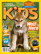 National Geographic Kids Magazine 5/1/2016