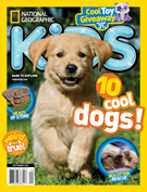 National Geographic Kids Magazine 9/1/2016
