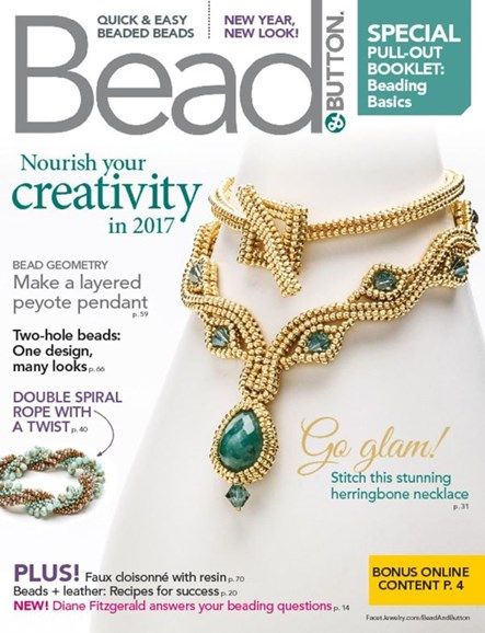 Bead & Button Cover - 2/1/2017