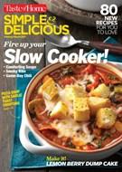 Simple & Delicious Magazine 2/1/2017