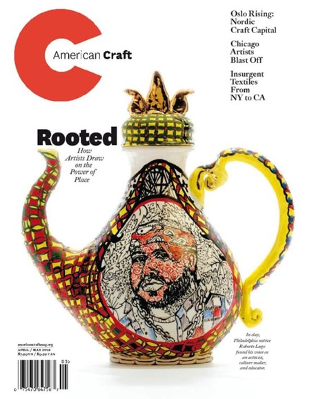 American Craft Cover - 4/1/2016