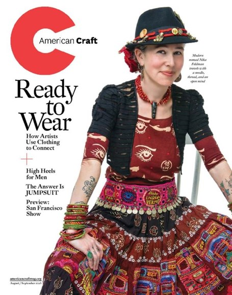 American Craft Cover - 8/1/2016