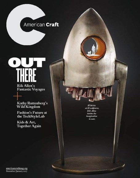 American Craft Cover - 12/1/2016