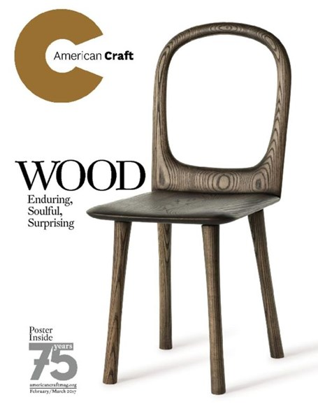 American Craft Cover - 2/1/2017