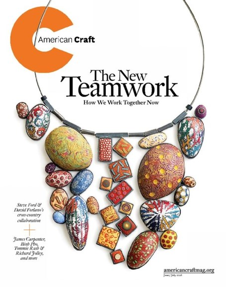 American Craft Cover - 6/1/2016