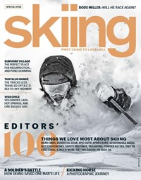 Skiing | 1/1/2017 Cover