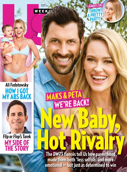 Us Weekly Cover - 3/6/2017