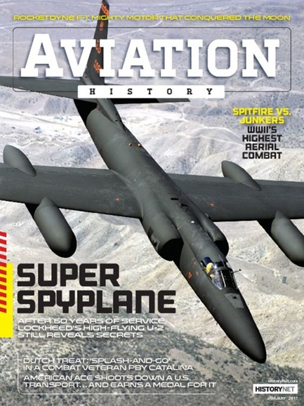 Aviation History Cover - 1/1/2017