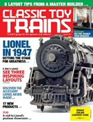 Classic Toy Trains Magazine 2/1/2017