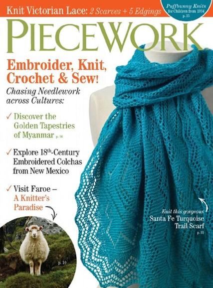 Piecework Cover - 3/1/2017
