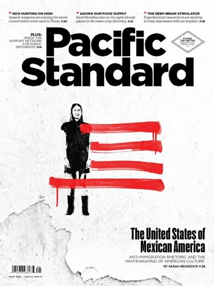 Pacific Standard Cover - 3/1/2017