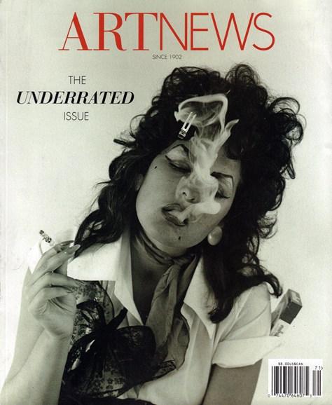 ARTnews Cover - 3/1/2017