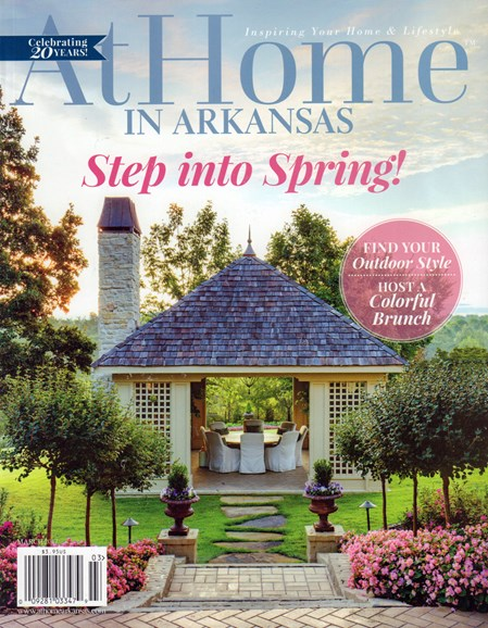 At Home In Arkansas Cover - 3/1/2017
