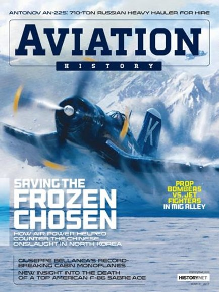 Aviation History Cover - 3/1/2017