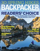 Backpacker Magazine 3/1/2017
