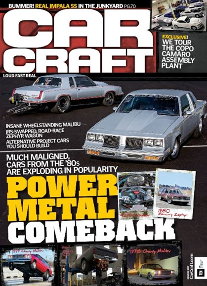 Car Craft Cover - 3/1/2017